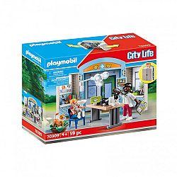 Playmobil City Life - Állatorvos összecsukható szett 70309 (kép 1)