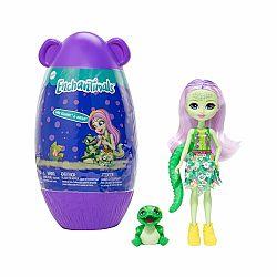 Enchantimals baba állatkával díszdobozban - Andie Alligator és Marshy (kép 1)