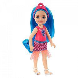 Barbie Dreamtopia Chelsea baba - Kék hajú (kép 1)