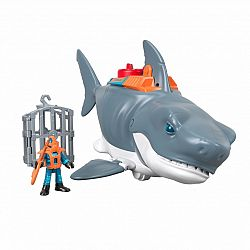 Fisher-Price Imaginext - Óriás cápa játékszett (kép 1)