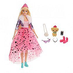 Barbie Princess Adventure Deluxe Hercegnő - Barbie (kép 1)