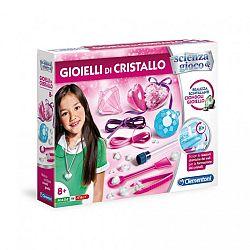 Clementoni tudomány és játék - Kristály ékszer készítő játékszett (kép 1)