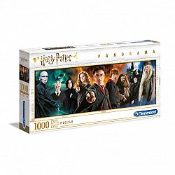 Clementoni High Quality Collection panoráma puzzle 1000 db - Harry Potter (kép 1)