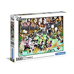 Clementoni puzzle 1000 db - Disney Gála (kép 1)