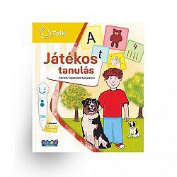 Tolki interaktív foglalkoztató könyv - Játékos tanulás (kép 1)