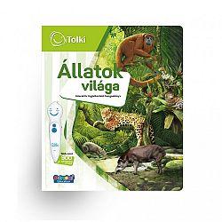 Tolki interaktív foglalkoztató könyv - Állatok világa (kép 1)