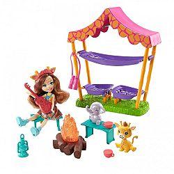 Enchantimals tábor a szavannán játékszett (kép 1)