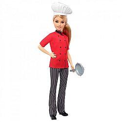 Barbie karrier baba - szakács alacsony (kép 1)
