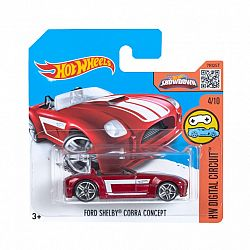 Hot Wheels Digital Circuit - Ford Shelby Cobra Concept (kép 1)