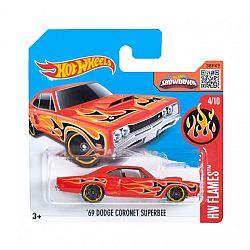 Hot Wheels Flames - '69 Dodge Coronet Superbee (kép 1)