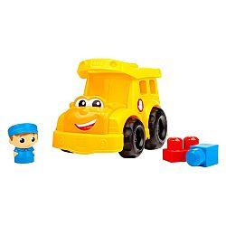 Mega Bloks Sonny iskolabusz (kép 1)