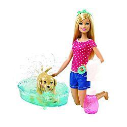 Barbie Pancsoló kutyus szett (kép 1)