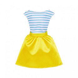 Barbie ruhák - sárga szoknyás (kép 1)