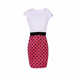 Barbie ruhák - pöttyös szoknyás (kép 1)
