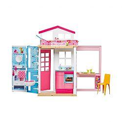 Barbie ház (kép 1)