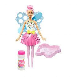 Barbie Dreamtopia buborékfújó tündérek - rózsaszín (kép 1)