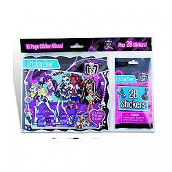 Monster High matricás füzet (kép 1)