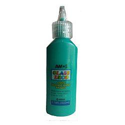 Amos üvegfesték sötétzöld 22 ml (kép 1)