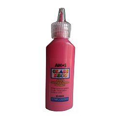 Amos üvegfesték piros 22 ml (kép 1)