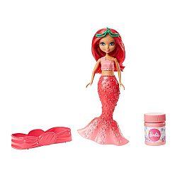 Barbie Dreamtopia Buborékfújó mini sellő - rózsaszín (kép 1)