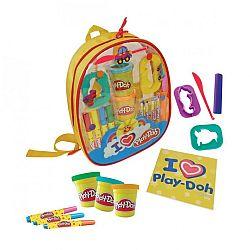 Play-Doh kreatív csomag hátizsákban (kép 1)