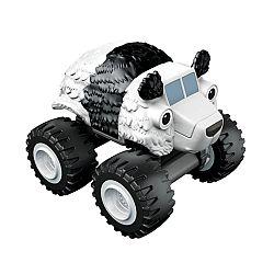 Láng és a szuperverdák mini járgányok - Panda (kép 1)