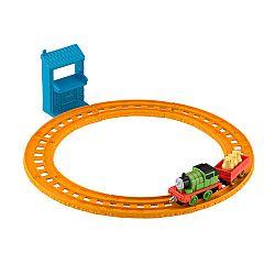 Thomas Collectible Railway alap szett - Percy a levélkézbesítő (kép 1)