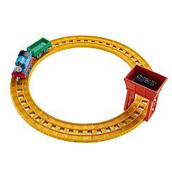 Thomas Collectible Railway alap szett - Thomas szénszállítmánya (kép 1)