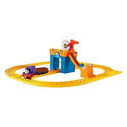 Thomas Collectible Railway - Charlie napja a kőfejtőben (kép 1)
