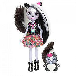 Enchantimals baba állatkával - Sage Skunk és Caper (kép 1)