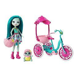 Enchantimals tricikli két személynek játékszett (kép 1)