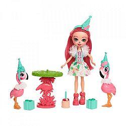 Enchantimals flamingó móka játékszett (kép 1)