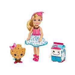 Barbie Dreamtopia Chelsea tejjel és sütivel (kép 1)
