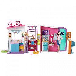 Barbie állatorvosi rendelő (kép 1)