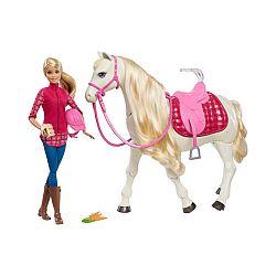 Barbie Dream Horse - Intelligens lovacska babával (kép 1)