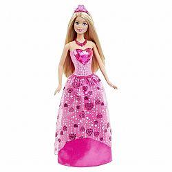 Barbie Dreamtopia hercegnők - Drágakő hercegnő (kép 1)