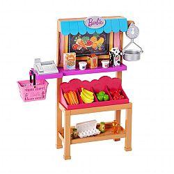 Barbie karrier kiegészítő szett - Zöldséges (kép 1)