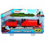 Thomas Track Master motorizált mozdonyok - James (kép 2)