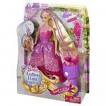 Dreamtopia Végtelen csodahaj Barbie (kép 2)