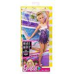 Barbie Sportoló babák - tornász (kép 4)