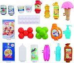 Barbie szupermarket babával (kép 3)