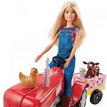 Barbie farmer baba traktorral (kép 2)