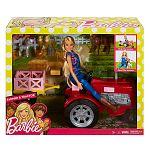 Barbie farmer baba traktorral (kép 4)