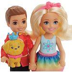 Barbie Dreamtopia Chelsea és Otto szett (kép 2)