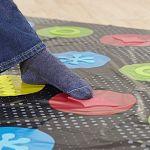 Twister bekötött szemmel társasjáték (kép 3)
