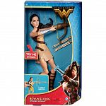 Wonder Women harci ruhában íjjal (kép 4)