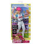 Barbie Sportoló babák - baseball játékos (kép 3)