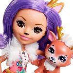 Enchantimals baba állatkával - Danessa deer és Sprint (kép 2)