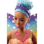 Barbie Dreamtopia tündérek - Szivárványtündér molett (kép 2)