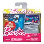 Barbie ház kiegészítők - Laptop szett (kép 2)